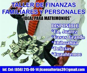 Taller de Finanzas Familiares y Personales